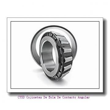 20 mm x 42 mm x 12 mm  CYSD 7004 Cojinetes De Bola De Contacto Angular