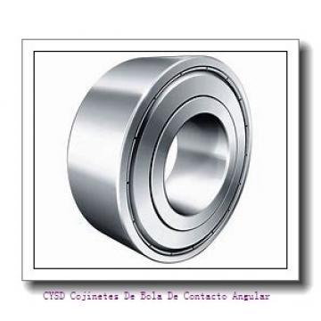 60 mm x 120 mm x 31 mm  CYSD QJF312 Cojinetes De Bola De Contacto Angular