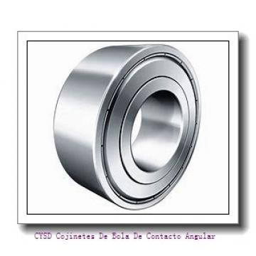 80 mm x 140 mm x 26 mm  CYSD 7216DF Cojinetes De Bola De Contacto Angular