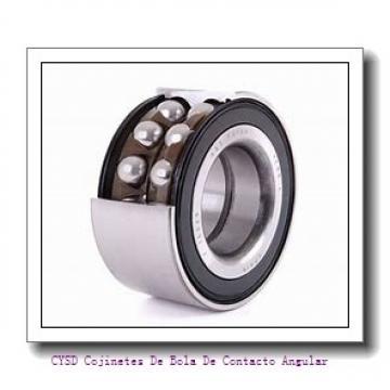 90 mm x 125 mm x 18 mm  CYSD 7918DB Cojinetes De Bola De Contacto Angular