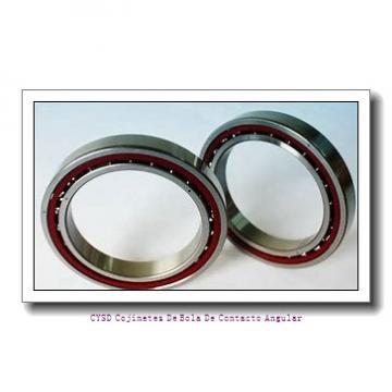 60 mm x 110 mm x 22 mm  CYSD 7212DF Cojinetes De Bola De Contacto Angular
