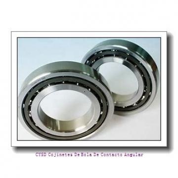 40 mm x 80 mm x 18 mm  CYSD QJF208 Cojinetes De Bola De Contacto Angular
