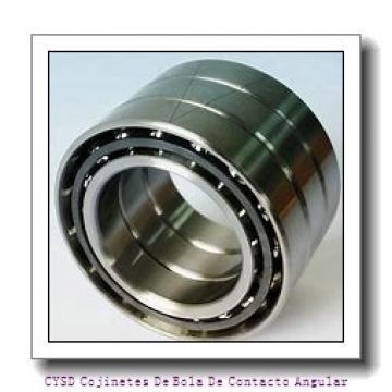 20 mm x 52 mm x 15 mm  CYSD 7304DT Cojinetes De Bola De Contacto Angular