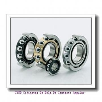 10 mm x 30 mm x 9 mm  CYSD 7200DF Cojinetes De Bola De Contacto Angular