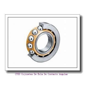 60 mm x 110 mm x 22 mm  CYSD 7212CDB Cojinetes De Bola De Contacto Angular