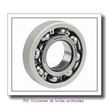 70 mm x 90 mm x 10 mm  FAG 61814-2RSR-Y Cojinetes de bolas profundas