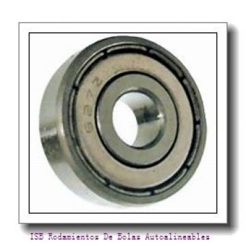 50 mm x 100 mm x 25 mm  ISB 2211-2RS KTN9+H311 Rodamientos De Bolas Autoalineables