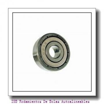 30 mm x 80 mm x 31 mm  ISB 2307 KTN9+H2307 Rodamientos De Bolas Autoalineables