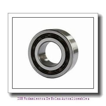 25 mm x 62 mm x 20 mm  ISB 2206 KTN9+H306 Rodamientos De Bolas Autoalineables