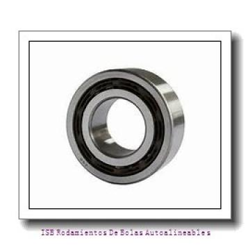 30 mm x 80 mm x 21 mm  ISB 1307 KTN9+H307 Rodamientos De Bolas Autoalineables