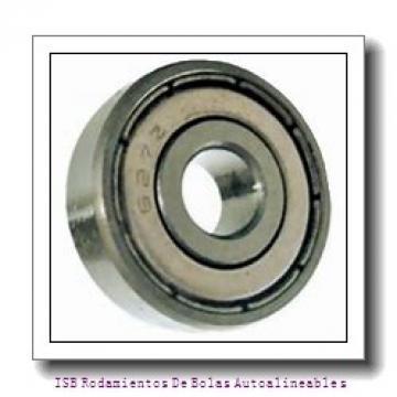 35 mm x 80 mm x 18 mm  ISB 1208 KTN9+H208 Rodamientos De Bolas Autoalineables