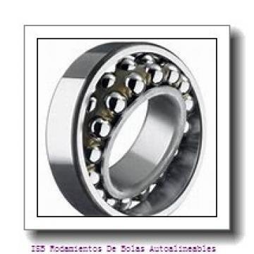 110 mm x 215 mm x 42 mm  ISB 1224 KM+H3024 Rodamientos De Bolas Autoalineables